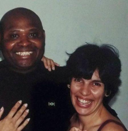 Robert L. Reed e Cintia Martin